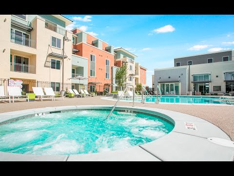 Elysian @ The District Community Tour | 1, 2 & 3 Bedroom Apartments in Henderson, NV