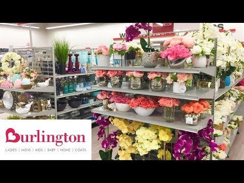 burlington-easter-spring-home-decor-decorations-shop-with-me-shopping-store-walk-through-4k