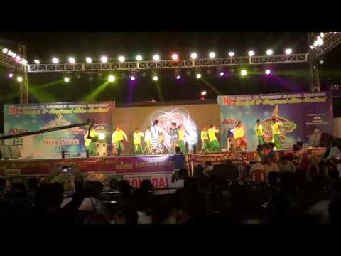 New Santali Video AISFA 2017 Lakhanda Performance Kurim Harayena