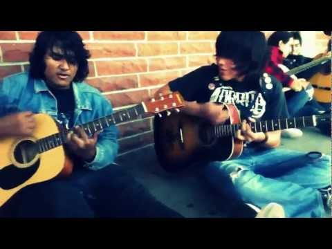 The Modern Age (Acoustic Cover/w Lyrics) - The Strokes HD