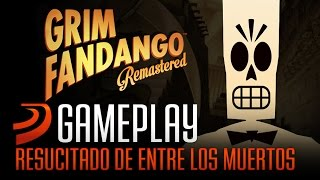 """Gameplay de """"Grim Fandango Remastered"""" - Resucitado de entre los muertos"""