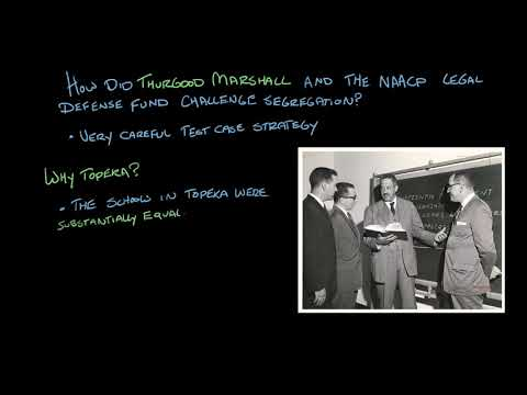 Brown V. Board Of Education Of Topeka | National Constitution Center | Khan Academy