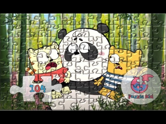The Ollie & Moon Show Puzzle Kid Puzzles For Kids