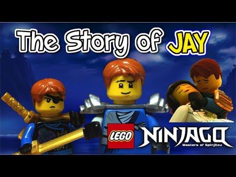 Lego Ninjago: The Story of JAY