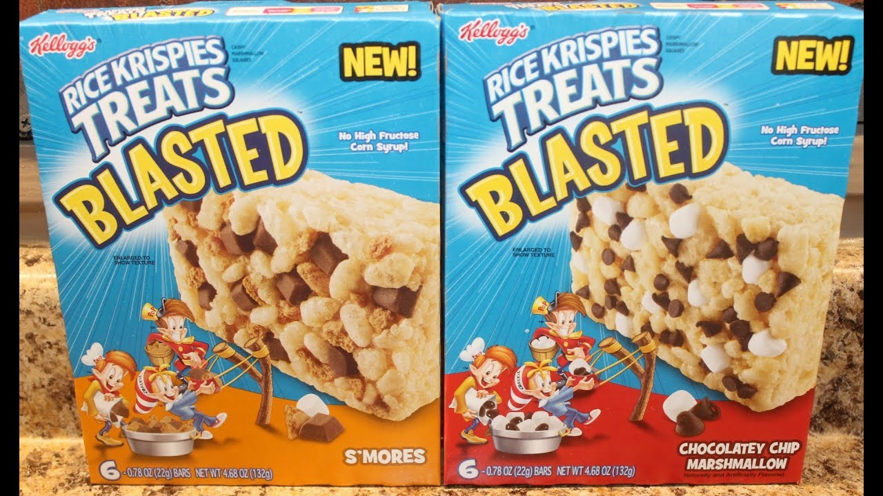 Rice Krispies T... Now And Later Candy Flavors
