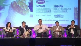 Rajiv Bakshi at Indian Restaurant