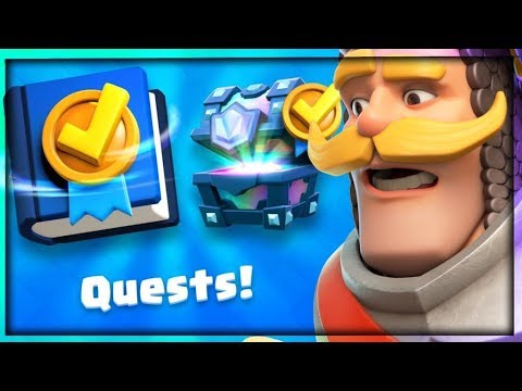 QUESTS :: A FIX TO LADDER? Or BAND-AID....