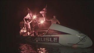 Британо-американская команда победила в атлантической регате (новости)