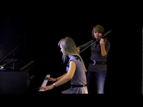 Halo 4: To Galaxy, Violin and Piano: Taylor Davis and Lara
