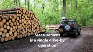 www.dralle.dk, sScale™, Timber measuring, certified by the German state!