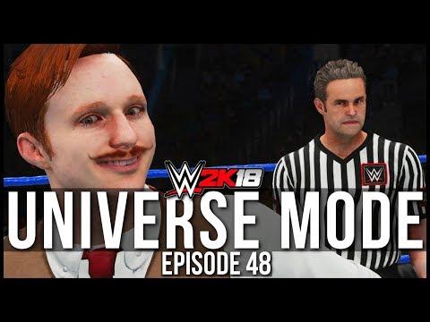WWE 2K18 | Universe Mode - 'A GENTLEMAN NO MORE?!' | #48