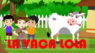 La vaca lola | Enganchados Canciones Infantiles 28 minutos