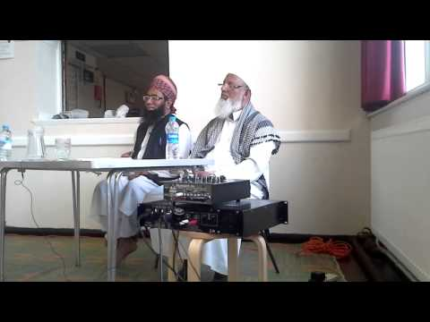 ISLAMIC CONFERENCE ( 2013) Thame View Hall 1/2