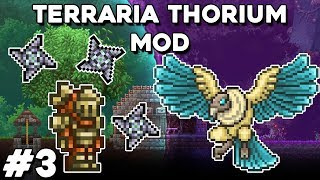 Terraria Thorium Mod - GRAND THUNDER BIRD SHOWDOWN! - E.3