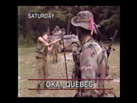 oka crisis vs idle no more J-source: when you consider similar situations like the recent shale gas disputes  in new brunswick or the idle no more movement, what do you think has.