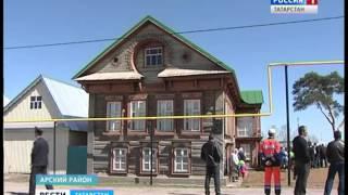 В деревне Кырлай, где вырос Габдулла Тукай, открылся литературно — скульптурный парк(, 2016-04-28T05:31:00.000Z)