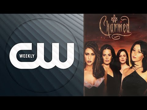 New Charmed Reboot Is NOT Casting a Spell & Glee Star Sets Fire to Flash | CW Weekly