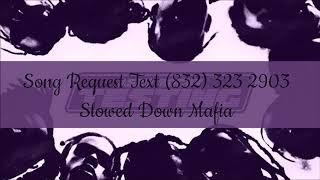 14 ASAP Rocky Black Tux White Collar Slowed Down Mafia @djdoeman