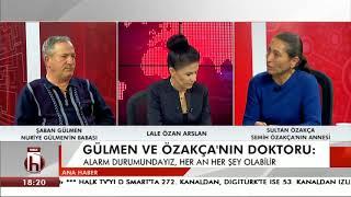 Semih Özakça'nın annesi ve Nuriye Gülmen'in babası Halk TV Anahaber'de!