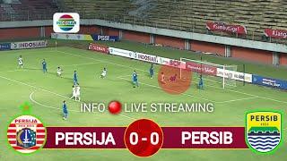 🔴 Info Live Streaming PERSIJA JAKAKARTA VS PERSIB BANDUNG di Partai Final Piala Menpora 2021