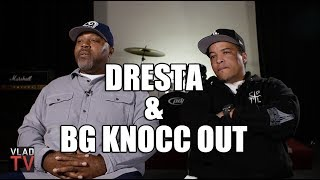 Dresta & BG Knocc Out: Suge Sent Us $50k Check to Diss Eazy,-E We Sent it Back (Part 11)