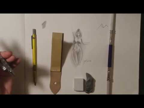 How to draw and sketch with pencil like a pro