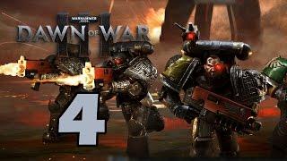 Прохождение Warhammer 40,000: Dawn of War III #4 - В Защиту Преданности