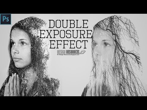 How To Create A Double Exposure Effect — Photoshop Tutorial