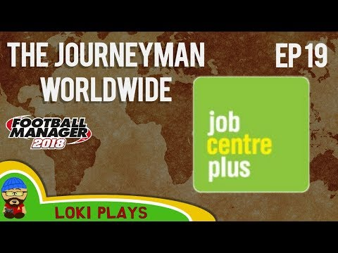 FM18 - Journeyman Worldwide - EP19 - The Job Hunt - Churchill Bros India - Football Manager 2018