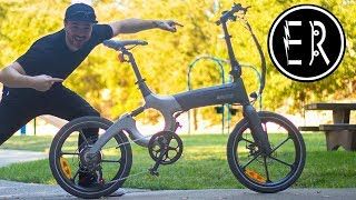 !!GIVEAWAY!! Flowdot electric bike review: $699 urban fighter with a BRIGHT idea