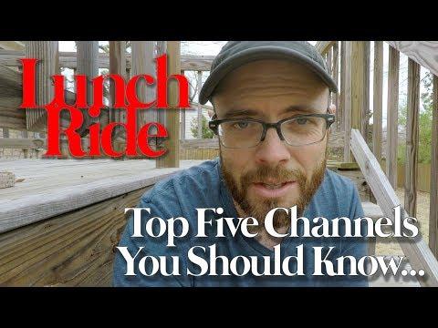 YouTube Top 5 Mountain Bike Channels