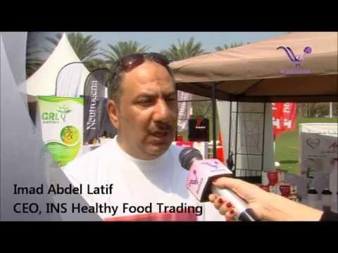 MASSAYA TV Interview with Mr Imad Abdel Latif, CEO, INS Healthy Food Trading