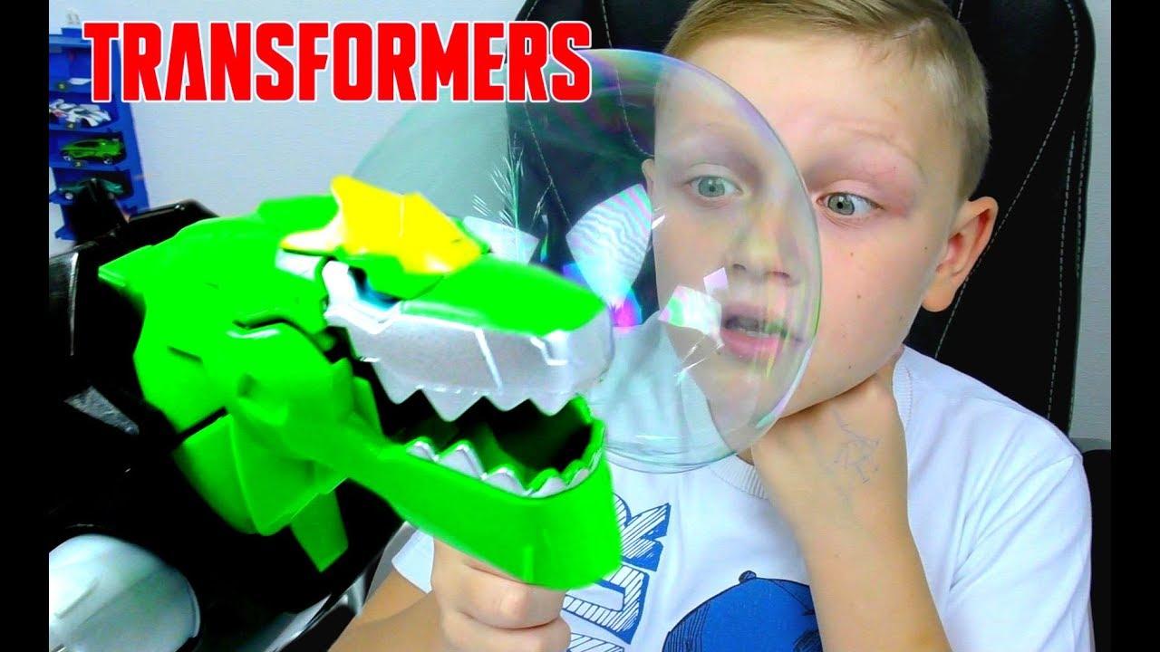 ТРАНСФОРМЕРЫ Автоботы Игрушки из Мультика Для мальчиков Машинки  Transformer for kids