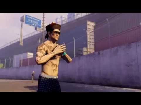 Sleeping Dogs: The Definitive Edition -Martial Arts Club KT