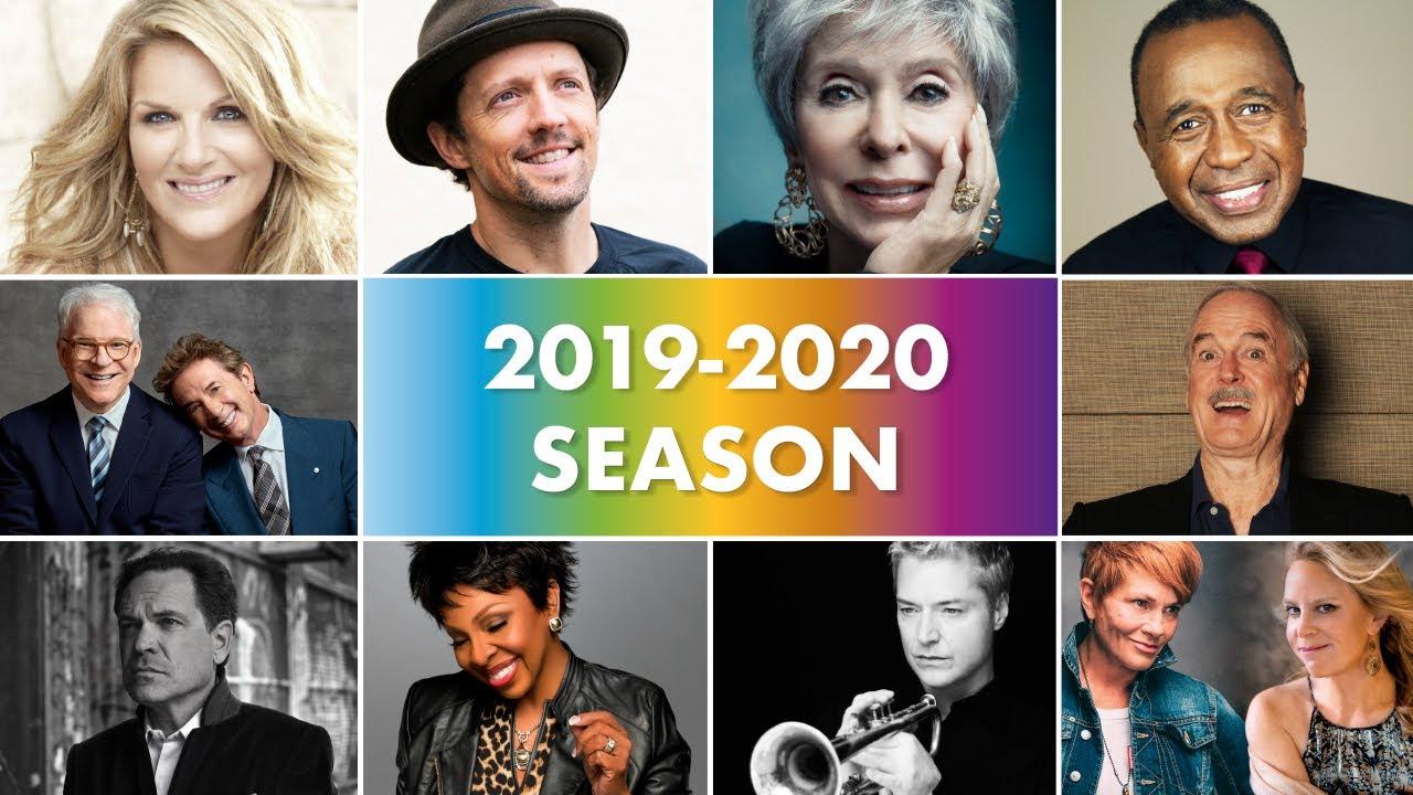The 2019-20 Center Presents Season
