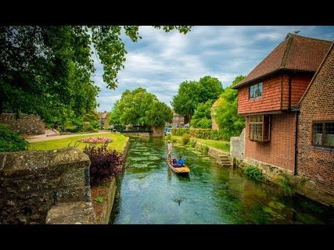 10 Best Tourist Attractions in Canterbury, UK