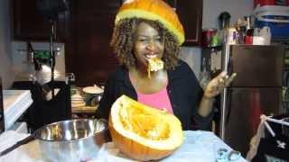 Pumpkin Carving Challenge! - Glozell