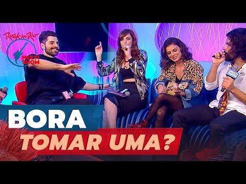 """ALOK e IRO fazem versão ACÚSTICA de """"HEAR ME NOW""""  Rock In Rio 2019"""
