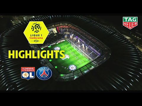 Olympique Lyonnais - Paris Saint-Germain ( 2-1 ) - Highlights - (OL - PARIS) / 2018-19