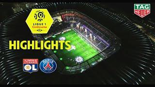 Olympique Lyonnais - Paris Saint-Germain ( 2-1 ) - Highlights - (OL - PARIS) / 2018-19