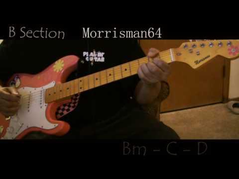 JOURNEY - Lights -  Guitar Chords Lesson