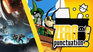 Phoenix Point & Bug Fables (Zero Punctuation) (Video Game Video Review)