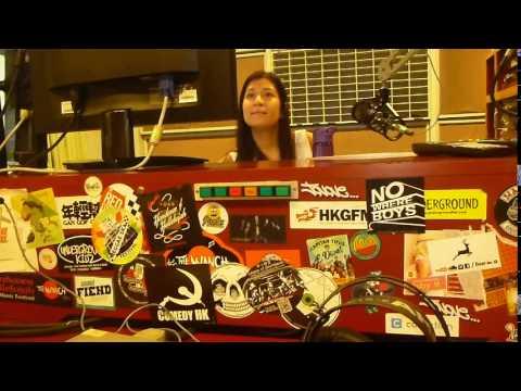 Radio Interview on HK Radio 3 Part 1   Kowloon Tong   Hong Kong   August 2015
