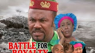 Battle for royalty part 1 - latest nigerian nollywood movie featuring patience ozokwor mama g