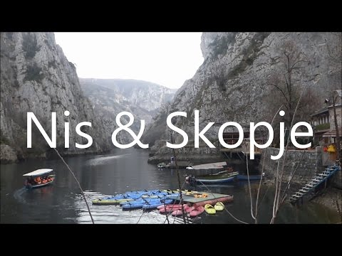 Nis & Skopje Winter Travel 2016