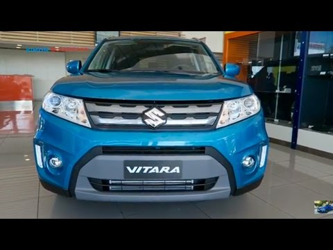 NEW 2018 Suzuki Vitara - Exterior and Interior