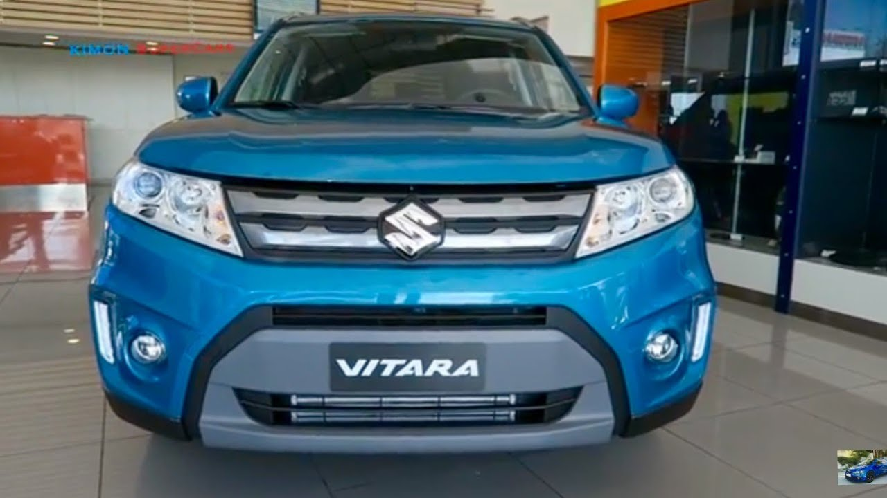 NEW 2018 Suzuki Vitara   Exterior And Interior   YouTube