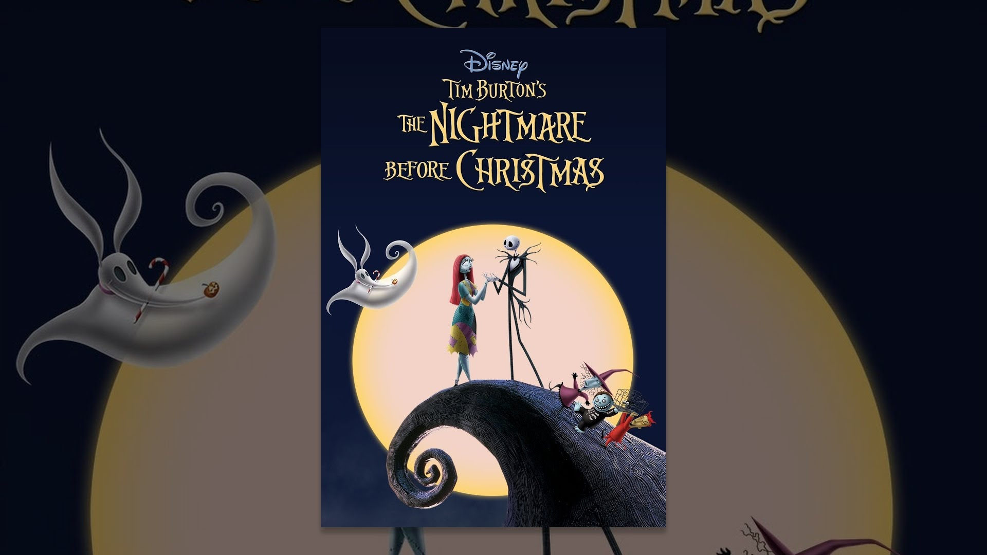The Nightmare Before Christmas - YouTube