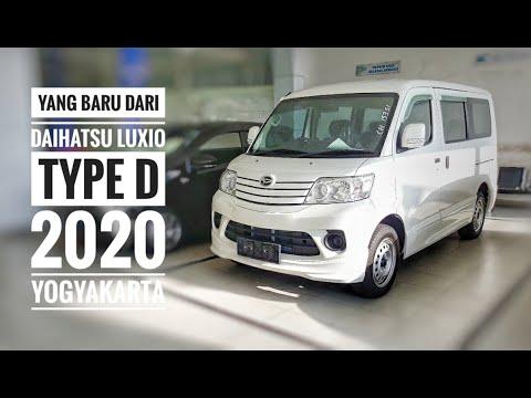 Daihatsu Luxio Type D 2020, Yogyakarta