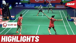 YONEX French Open 2019 | Finals WD Highlights | BWF 2019